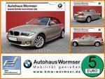 BMW 118 i Cabrio Sitzheizung,Klimaaut,Runflat,uvm