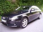 Audi A4 2,0 TDI DPF multitronic  BiXenon LED 1-Hand
