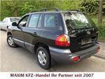 Hyundai Santa Fe 2.4 2WD GLS 2 Hd. Tüv Asu 02 15 EURO 3