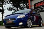 Fiat Grande Punto 1.4 8V *Tüv NEU*erst 97Tkm*17 Zoll