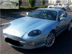 Aston Martin DB7 GTA COUPE   2.HAND   116000KM   NAVIGATION